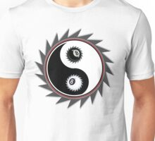The Yin and the Yang of Fluid Luhancy Press Unisex T-Shirt