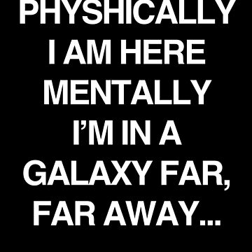 Galaxy Far Far Away by Mariapuraranoai