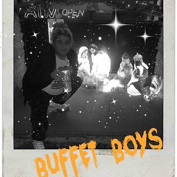 Buffet Boys by leaninsideways