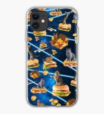 Junk Cat From Outer Space iPhone Case