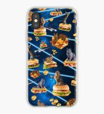 Junk Cat aus dem Weltraum iPhone-Hülle & Cover