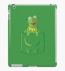 Kermit Pocket - muppet show iPad Case/Skin