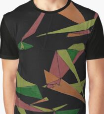 Layer Face Graphic T-Shirt