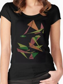 Layer Face Women's Fitted Scoop T-Shirt