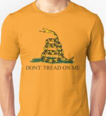 The Gadsden flag T-Shirt