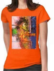 Lauryn Hill Womens Fitted T-Shirt