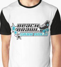 BEACH BRAWL SK8R DOLLS Graphic T-Shirt