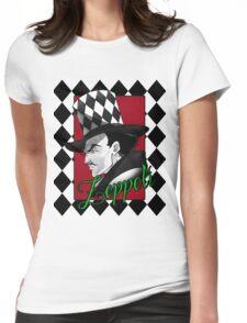 jojos bizarre adventure -Zeppeli Womens Fitted T-Shirt