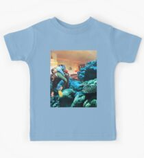 Little Family, Vintage Collage Kids Tee