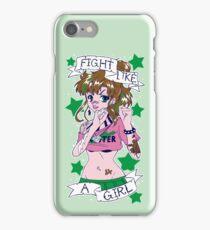 Sailor Jupiter - Punk Series iPhone Case/Skin