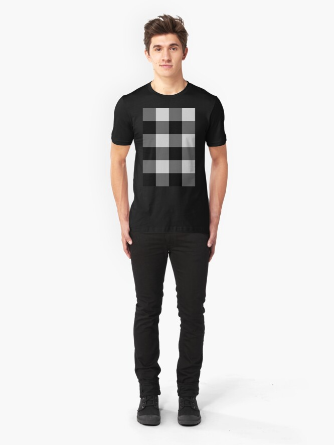 Alternative Ansicht von Dan & Phil Dan Bettdecke (sieht aus wie seine tatsächliche Bettdecke !!) Slim Fit T-Shirt