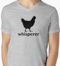 Hen Whisperer Men's V-Neck T-Shirt