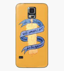 Werde ich? Hülle & Klebefolie für Samsung Galaxy