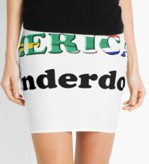 American Underdog - South Africa Mini Skirt