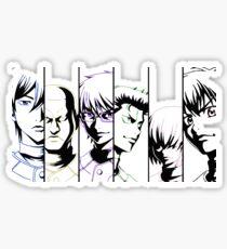 Diamond Team Sticker