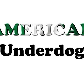 American Underdog - Nigeria by Am-Underdog
