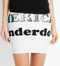 American Underdog - Nigeria Mini Skirt