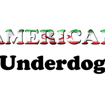 American Underdog - Iran by Am-Underdog