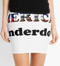 American Underdog - Haiti Mini Skirt