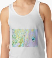 Sherbet Abstract...Key Required Tank Top