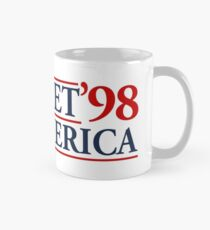 Bartlet for America Slogan Mug