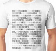 Radiohead - Creep Unisex T-Shirt