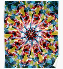 Tangent Abstract  Poster
