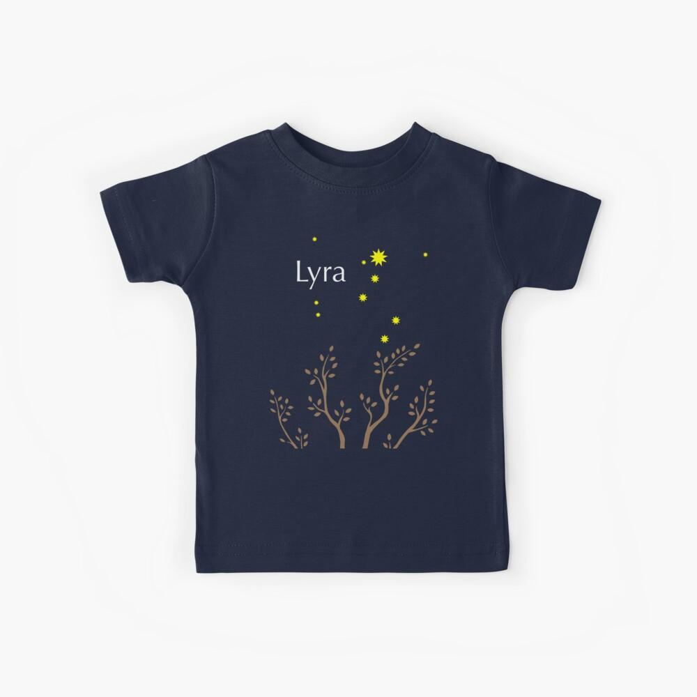 Lira Camiseta para niños