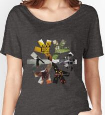 Snow Patrol Snowflake Albums Women's Relaxed Fit T-Shirt