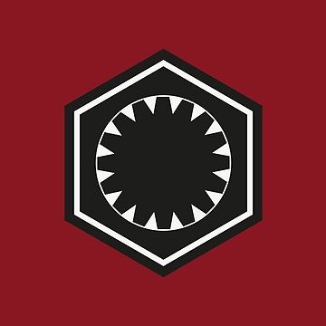 Star Wars First Order Logo by KINGDONG