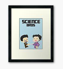 Tony & Bruce Framed Print