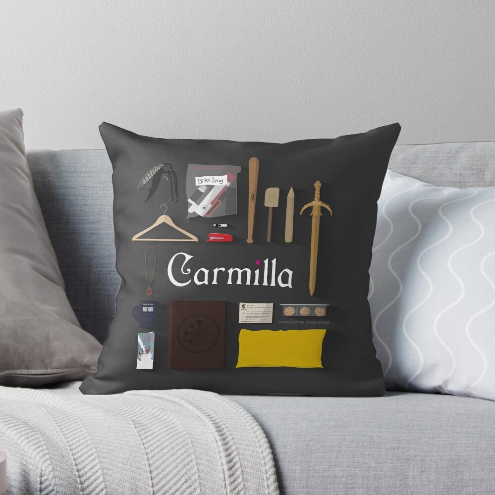 Artículos de Carmilla Cojín