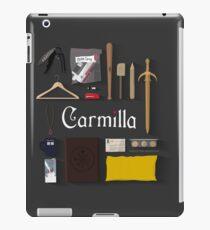 Carmilla Items iPad Case/Skin