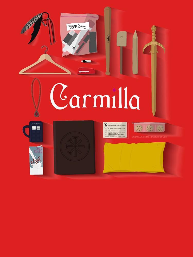 Artículos de Carmilla de CLMdesign