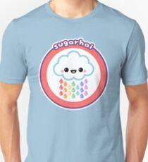Rainbow Rain Cloud Unisex T-Shirt