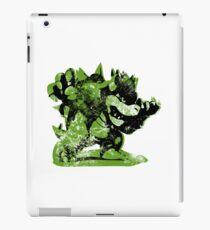 Bowser  -  Green iPad Case/Skin