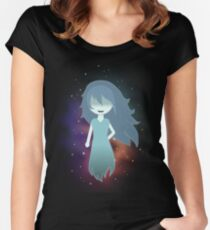 spooky's house of jumpscares Women's Fitted Scoop T-Shirt
