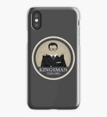Kingsman Tailor Logo iPhone Case/Skin