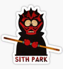 Darth Maul (Sith Park) Sticker