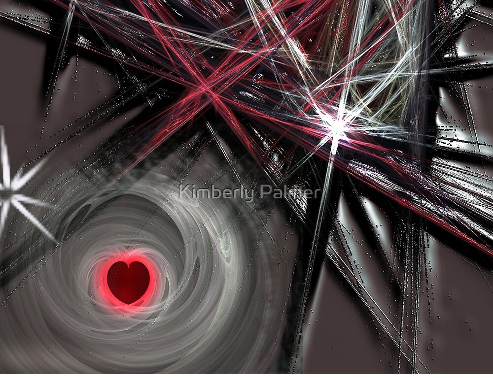 Jagged Heart by Kimberly Palmer