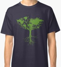 Earth Tree Classic T-Shirt