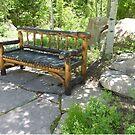 Colorado Bench  by clizzio