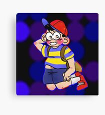 NESS!!! Canvas Print