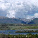 Storm Brewing in the Colorado Rockies by clizzio
