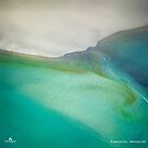Roebuck Bay Aerial by Sheldon Pettit
