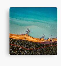 Broome Coastline Canvas Print