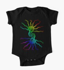 Rainbow Octopus Kids Clothes