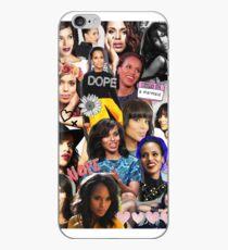 Kerry Washington - Collage  iPhone Case