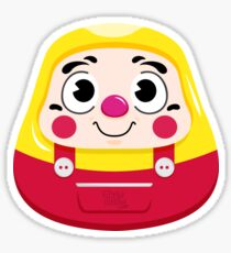 Daruma Kid Sticker