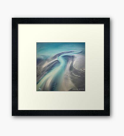 Roebuck Bay Framed Print